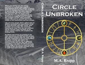 Circle Unbroken Cover (Print) (1)