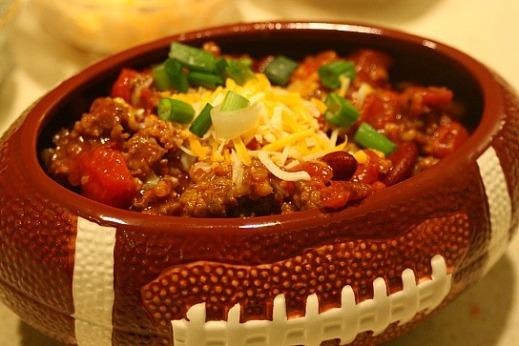 Football chili