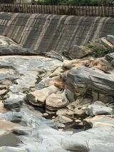 Shelburne Falls and potholes