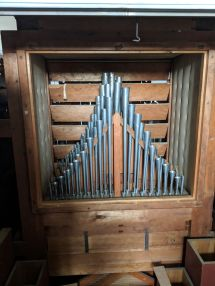 Inside the Organ