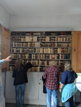 The adult library